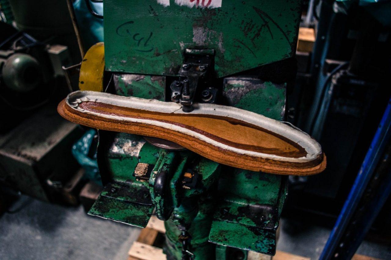 Semelle Tannerie Garat Craftmanship Goodyearwelted