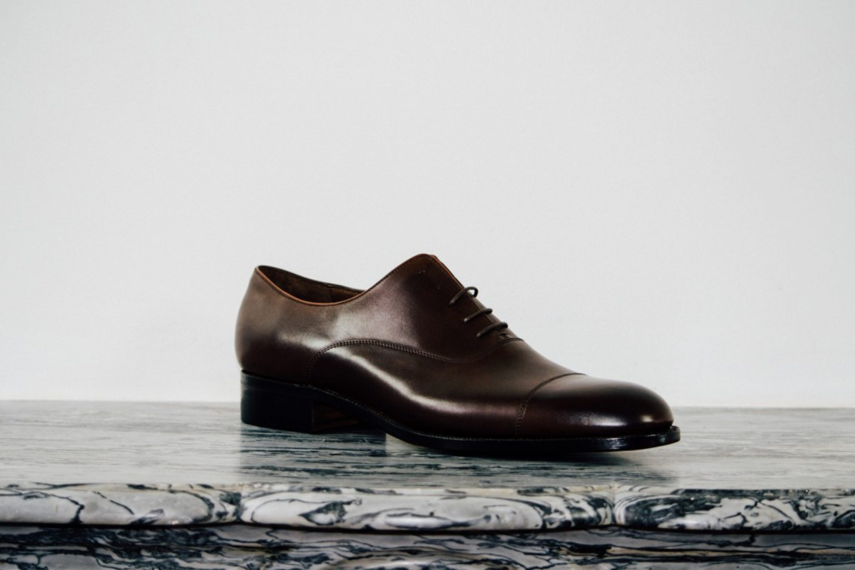 Mauban Oxford Brown Shoe
