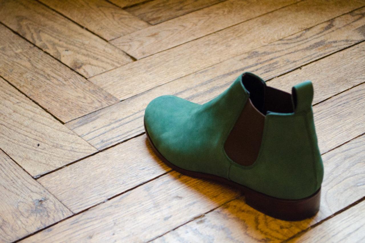 Mauban Sur-mesure Made-in-France Savoir-faire bottines
