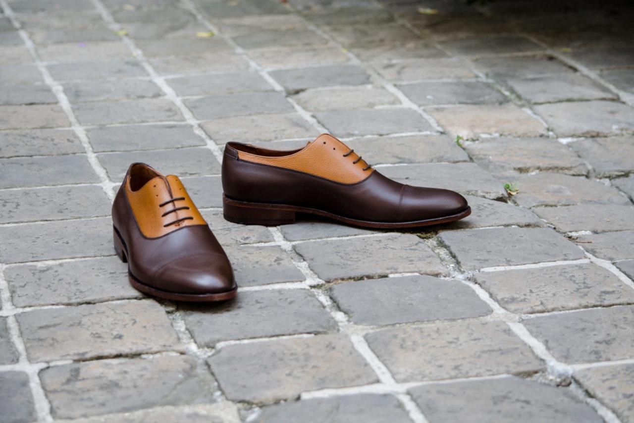 Mauban Handcrafted in France Sur-mesure Savoir-faire oxford bottines Boots