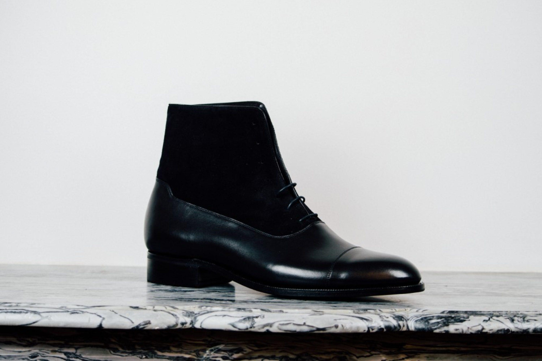 Mauban Balmoral All Black Boot