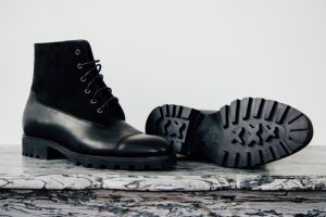Mauban Handcrafted in France Black Black Blitz Boots