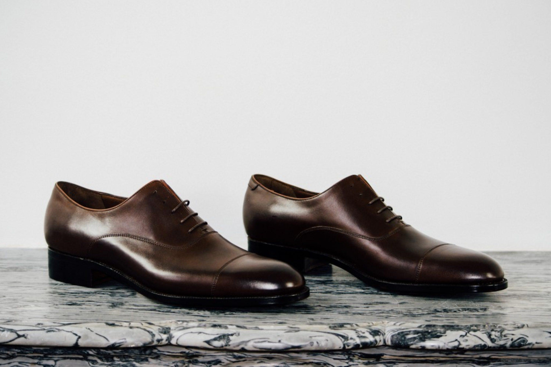 Mauban Oxford Brown Shoes