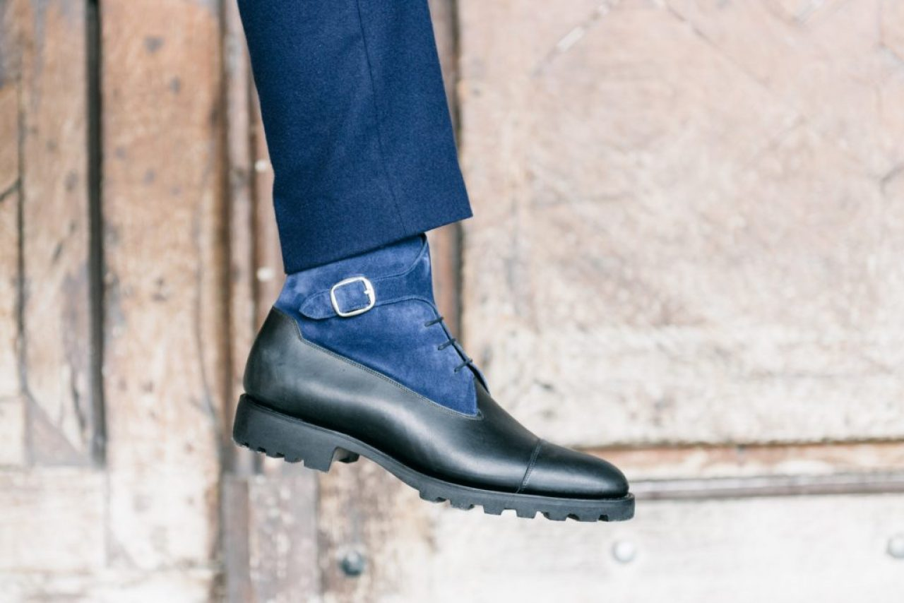 Mauban Handcrafted in France  Balmoral Boots
