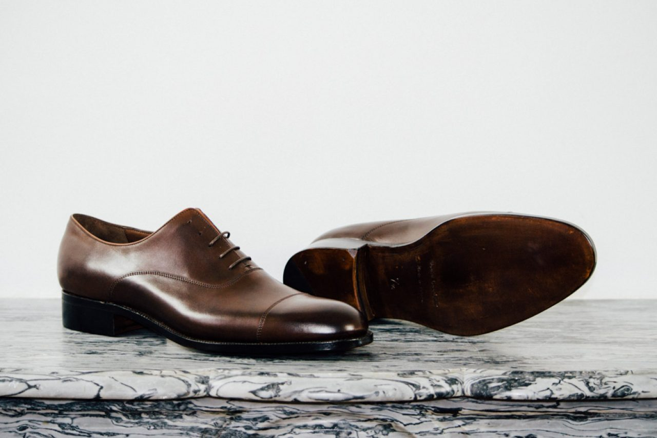 Mauban Handcrafted in France Sur-mesure Savoir-faire oxford bottines Boots